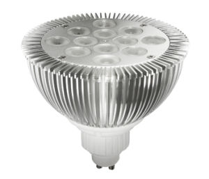 12X1w LED Spotlight PAR38 with CE Approval pictures & photos
