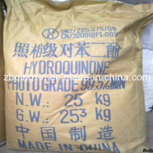Competitive Price Hydroquinone Photo Grade pictures & photos