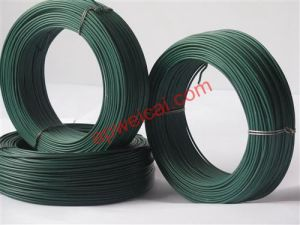 PVC Coated Small Coil Wire pictures & photos
