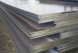 Hot Rolled Steel Plate (Q235, Q345, Q420) pictures & photos