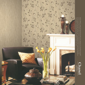 Home Decorative Vinyl Italy Design Wallpaper (DCH91024) pictures & photos
