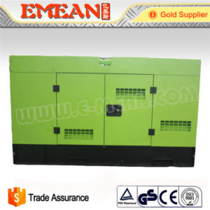 30kw/37.5kVA Silent Water Cooling Diesel Power Engine Generator pictures & photos