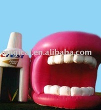 Inflatable Toothpaste Model for Advertising (MIC-372) pictures & photos