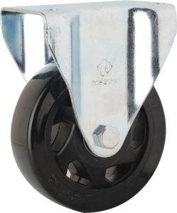 Medium Duty Type PVC Caster (KMx1-M14) pictures & photos