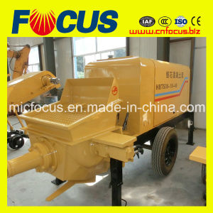 20m3/H, 30m3/H, 60m3/H, 80m3/H Electric or Diesel Concrete Pump pictures & photos