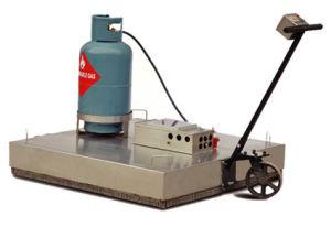 Portable Infrared Asphalt Heater CLYJ-LA4*4