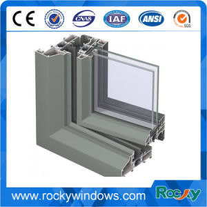 Power Coating Aluminum Extrusion for Windows and Doors /Aluminum Profiles pictures & photos
