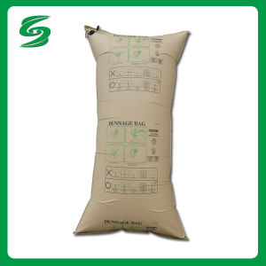 Hot Selling! ! ! Kraft Paper Air Container Cushion Dunnage Bag/Air Pillow/Inflatable Dunnage Bag pictures & photos