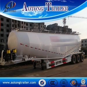 Low Density Powder Material Transport Tank Semi Trailer pictures & photos