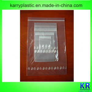 LDPE Zipper Seal Bags pictures & photos