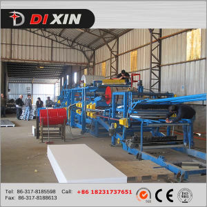 Fireproof Composite Rock Wool Insulation Sandwich Wall Panel Price Production Machine Line pictures & photos