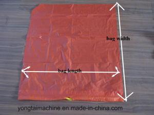 Cheap Price Draw String Ribbon Rolling Garbage Bag Making Machine pictures & photos