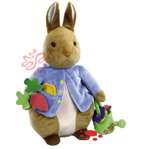 Hot Selling Rabbit Soft Plush Christmas Gift Toy (TPTT0104) pictures & photos