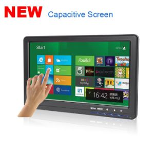 10.1 Inch Projected Capacitive Multi Touch Screen LCD Monitor pictures & photos