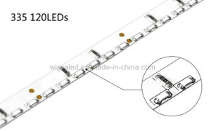 Side Viewing 335 120LEDs/M LED Strip Light pictures & photos