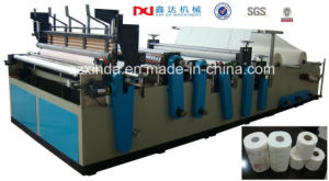 Kitchen Towel Paper Rewinding Converting Machine pictures & photos