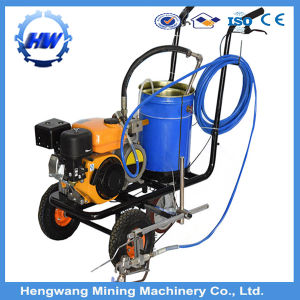 Factory Price Hand Propelled Road Marking Machine pictures & photos