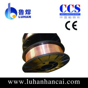 Er70s-6 CO2 Welding Wire with Metal Spool with CCS Ce Certificate pictures & photos