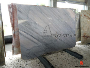 Aurora Blue Polished Natural Quartzite Slabs pictures & photos