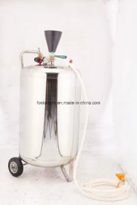 Stainless Steel Drum Foam Machine pictures & photos