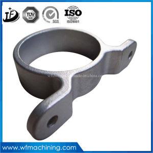 OEM Machining Casting Aluminium Lamp Support Base Die Casting Parts pictures & photos
