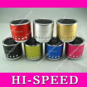 Mini Multimedia Speaker Support Micro SD Card TF Card Mini Speaker Kd-Mn01 USB MP3 Speaker Audio Player