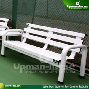 China Tp 068l 7 Powder Coated Aluminum Tennis Court Benches China Tennis Bench Player Benches