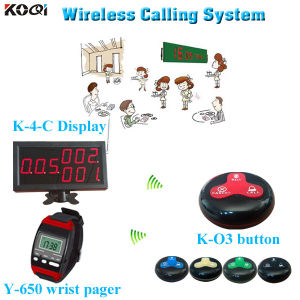 Smart Fashion Nice Design for Restaurant Wireless Service Calling System pictures & photos