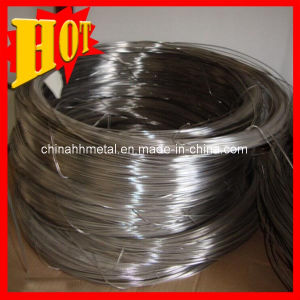 ASTM B863 Gr1 Pure Titanium Wire in Stock pictures & photos