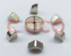 Tile Neodymium Permanent Magnet pictures & photos