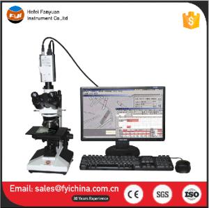 Optic Textile Fiber Fineness Meter pictures & photos