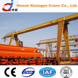 High Wind Resistance Truss Frame Single Girder/Beam Hoist Gantry Crane