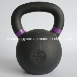 20kg 44lb Cast Iron Kettlebell pictures & photos