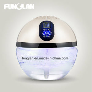 Rainbow Air Purifier Mini Portable Humifier with RoHS