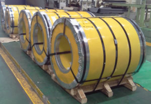 SUS 304 Deep Drawing Stainless Steel Coil in Stock pictures & photos