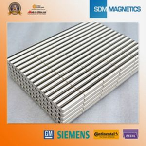 Cylindrical Shape Sintered Neodymium Generator Magnet pictures & photos
