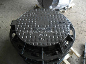 Gastight and Watertight Type Man Hole Covers pictures & photos