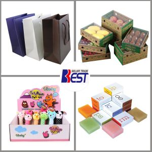 Wholesale shopping Bags, Fruit Display Box, Soap Box, Food Packaging Box. pictures & photos