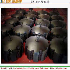 High Quality Notched Harrow Disc with Good Price 2017 Hot Sale pictures & photos