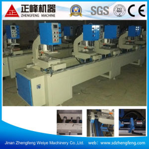 Four Head Seamless Welding Machine for UPVC Windows pictures & photos