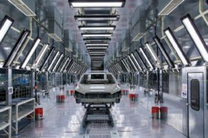 New Energy Automatic Car Assembly Line pictures & photos