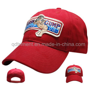 Felt Applique Custom Embroirdery Leisure Baseball Cap (TMB6231) pictures & photos