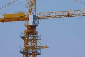 Self-Raised Tower Crane Qtz80 (6010) pictures & photos
