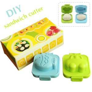 DIY Plastic Sandwich Mold, Bread Mold, Cake Mould pictures & photos
