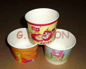 To Go Paper Cups for Hot or Cold Drinking (IC145) pictures & photos