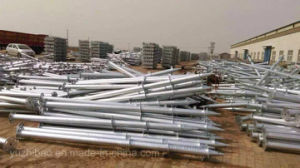Hot DIP Galvanized Spiral Screw, Helix Ground Screw pictures & photos