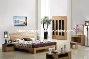 2016 Hot Sale MDF Bedroom Set Jf02 pictures & photos