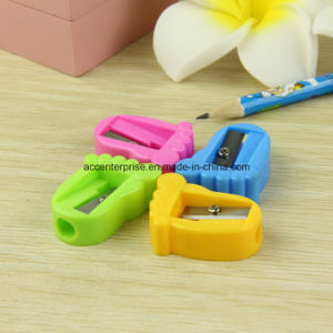 Colorful Cartoon Pencil Sharpener pictures & photos