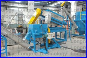 Plastic Pet Bottle Crusher Recycling Washing Line with 1000kg/H pictures & photos