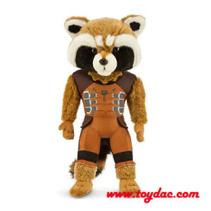 Stuffed Cartoon Movie Racoon Toy pictures & photos